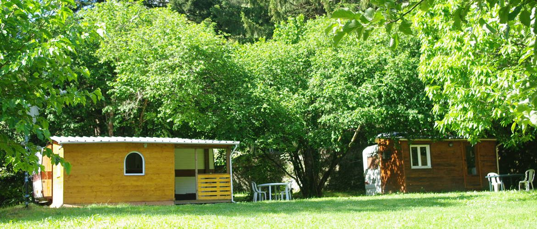 camping de roubigiès en Cévennes
